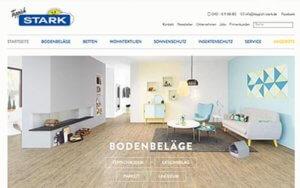 Teppich Stark Homepage