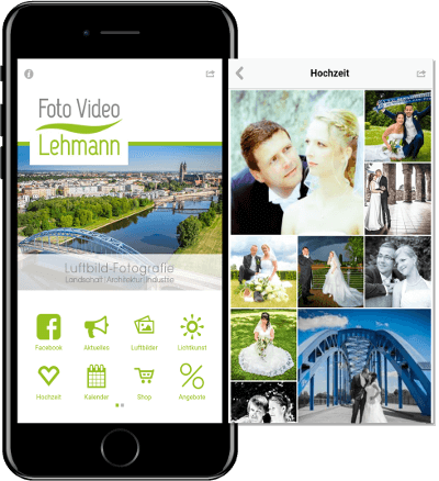 Foto Video Lehmann App