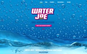 Water Joe Referenz Heise Homepages