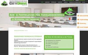 Fahrlehrerschule City Drive Homepage