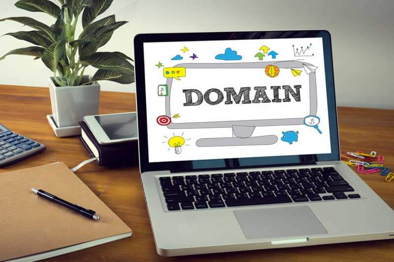 Domain registrieren