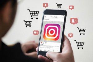 Verkauf mit Instagram