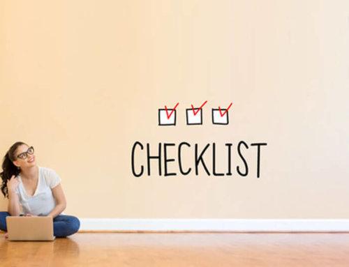 Checklisten holen Traffic auf Ihre Website