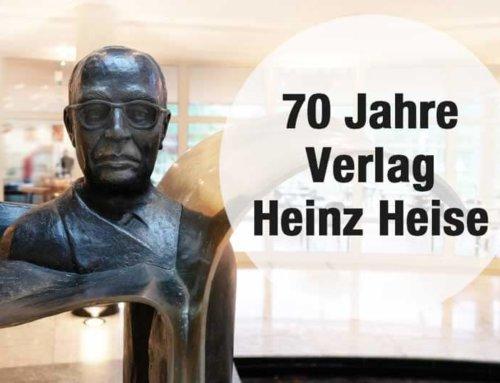70 Jahre Verlag Heinz Heise