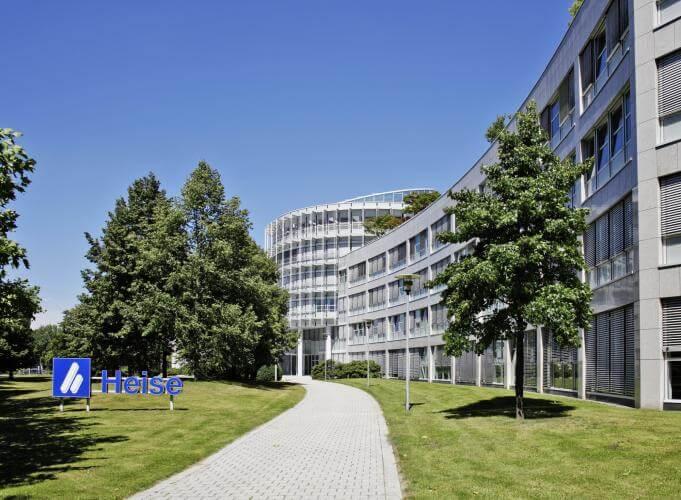 Firmengebäude Heise RegioConcept Hannover