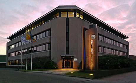 Firmengebäude Dumrath und Fassnacht Hamburg