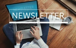 Perfekter Newsletter
