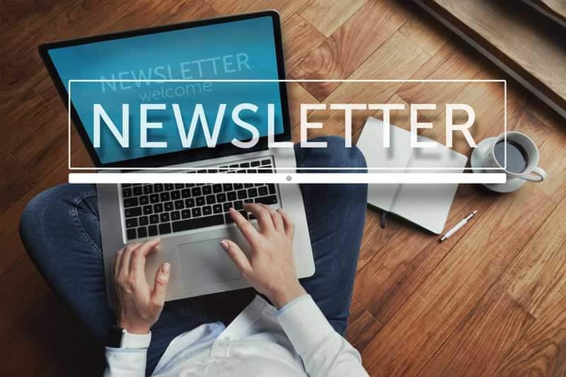 Perfekter Newsletter