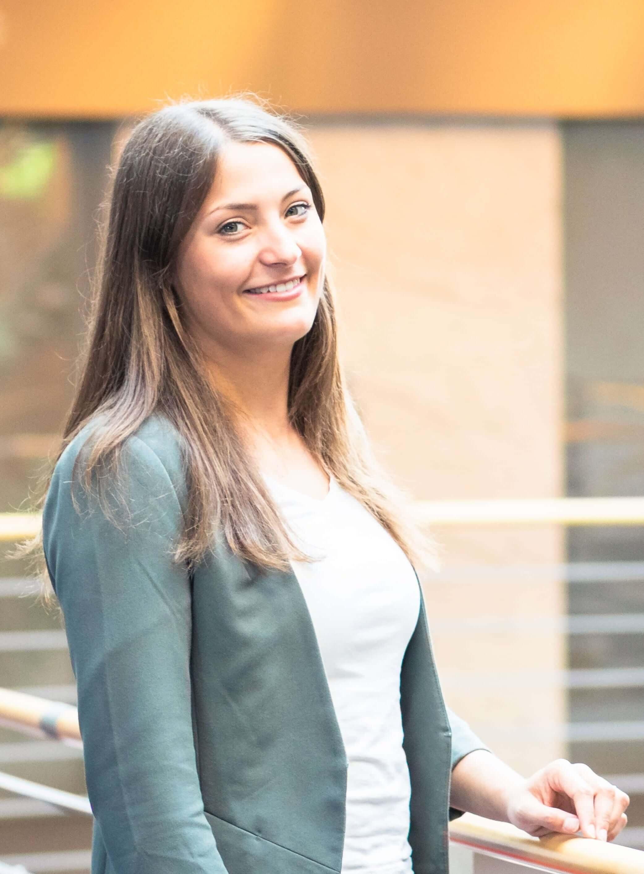 Google-Ads-Agentur Hannover Expertin Miriam Abels