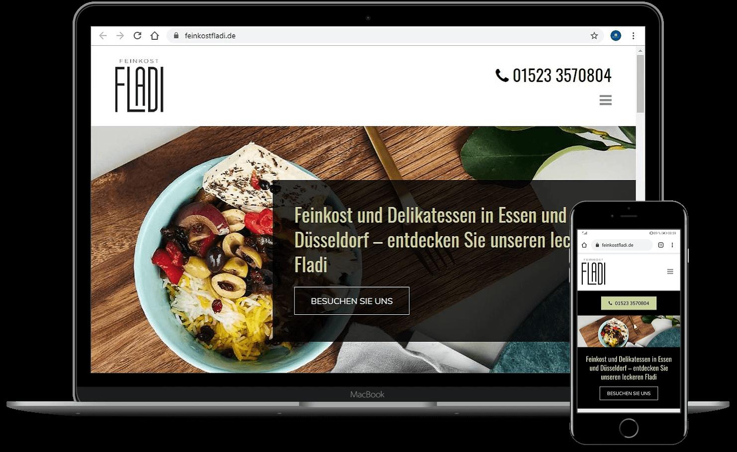 Webdesign-Agentur Hannover responsives Webdesign