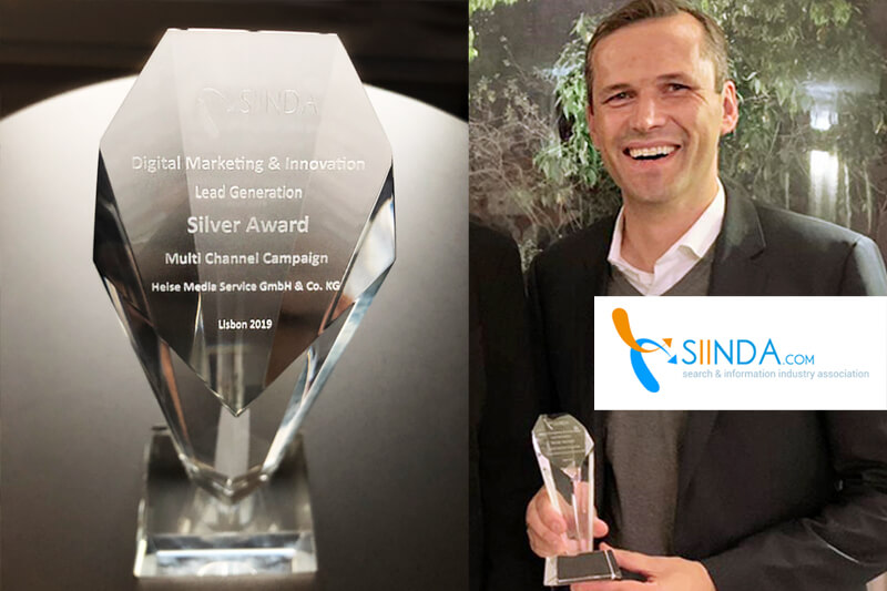Silver Award für Multichannel Kampagne
