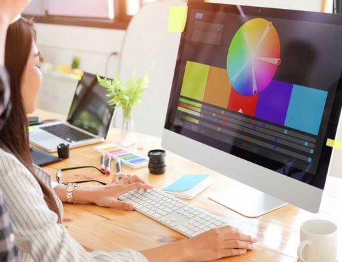 Wie wichtig sind Farben im Webdesign für KMU?