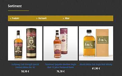 Online-Shop-Referenz Get-Getränkehandel