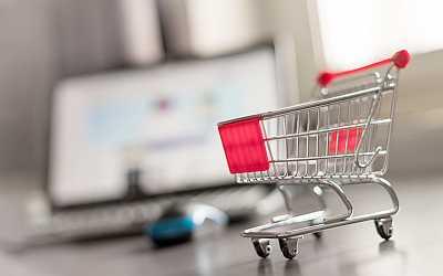 Online-Shop Symbolbild