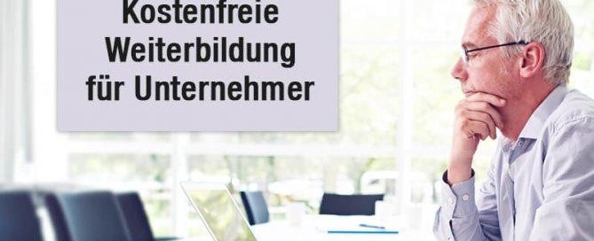 Webinar-Reihe von Heise RegioConcept, Mann sitzt vor Laptop