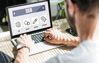 Grundoptimierung einer Website