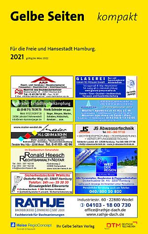 Gelbe Seiten kompakt Umschlagseite