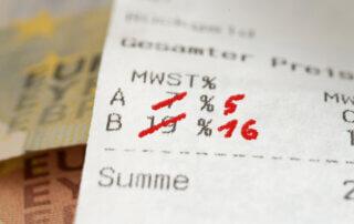 Mehrwertsteuersenkung