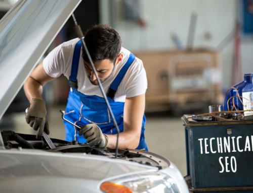 Technisches SEO: Suchmaschinenoptimierung unter der Motorhaube