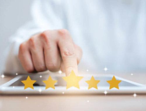 Bewertungswidget: Bewertungen auf der Website anzeigen und einsammeln
