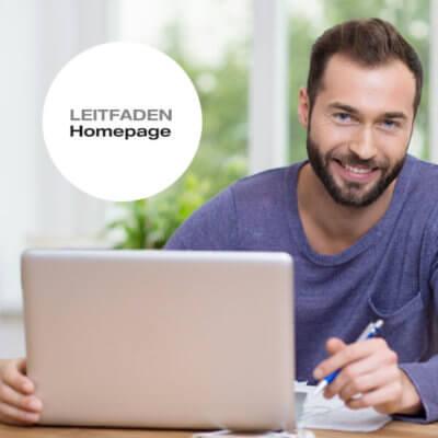 Homepage Leitfaden 2