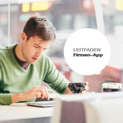 Leitfaden Firmen App Bubble 2