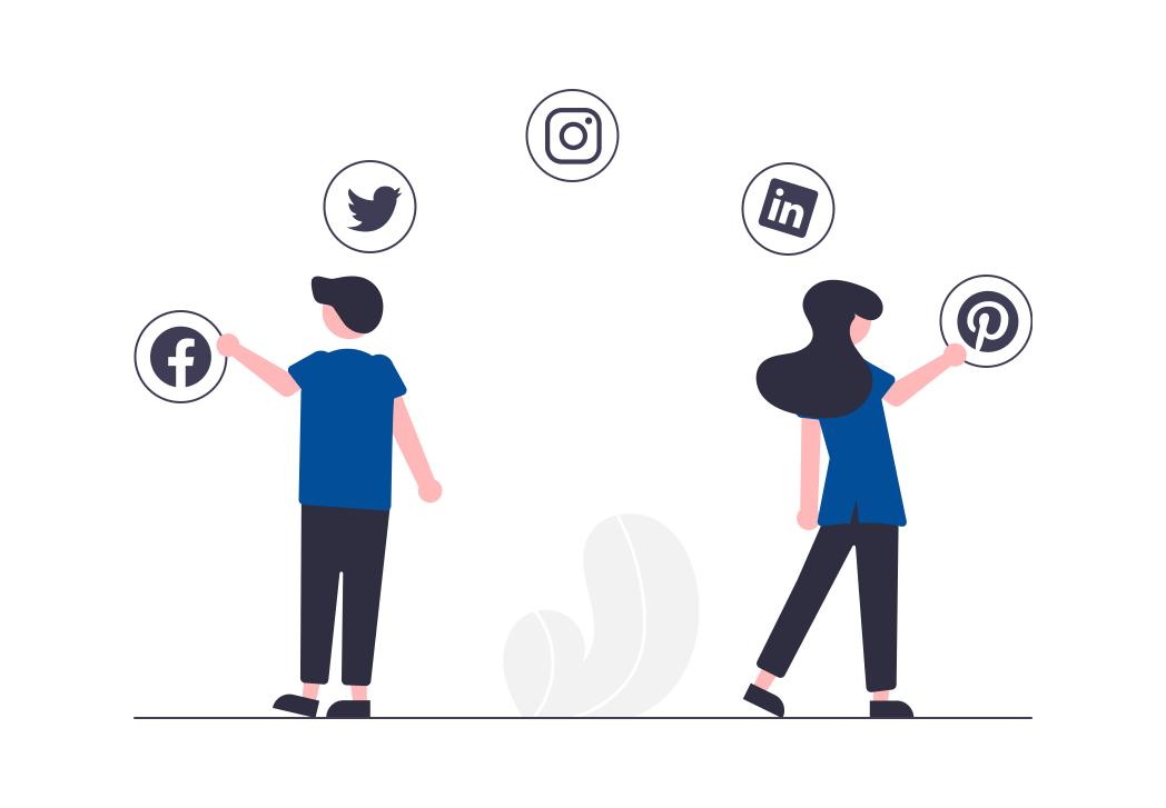 smm Social Media Marketing Mix