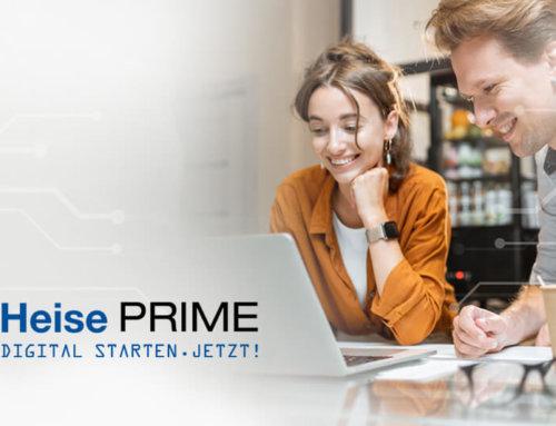 Heise PRIME: Digitaloffensive für den Mittelstand