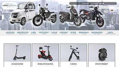 Online-Shop Referenz Hammer International