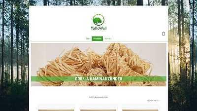 Online-Shop Referenz YaHoWoll